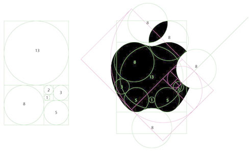 logo apple prop