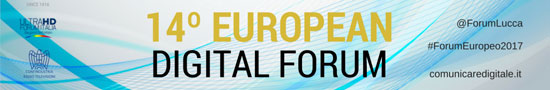 14° Forum Europeo Digitale – 15/16 June